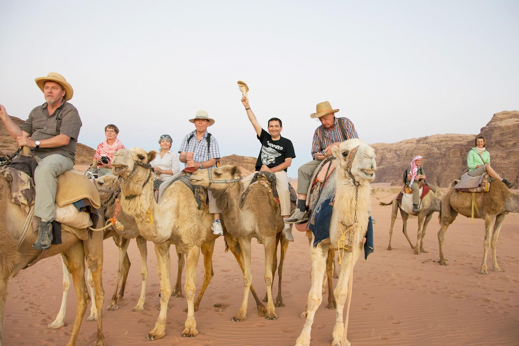 Abenteuerreisen und Incentive Tours
