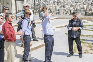 Amman_Citadel_LionsGruppe